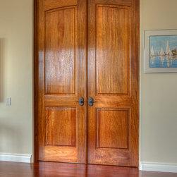 Interior Wood Doors -