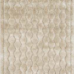 "Loloi Rugs - Loloi Rugs Dream Shag Collection - Beige, 9'-2"" x 12'-2"" - Quite possibly one of the thickest shags available, Dream Shag is designed to add supreme comfort to the look and feel of any home. The pile consists of thick twisted polypropylene yarns that measure 1.5 inches in length and are densely packed. The result is a shag that's plush, thick, and comfortable. And since it's made in Egypt using power looms, any Dream Shag you order is made with precise design and pile height accuracy."