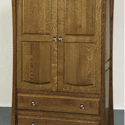 Banbury Long Door Armoire - Amish Direct Furniture offers Nationwide Shipping at Low Costs, See Our Entire Variety of Custom-Made Furniture on Our Site!