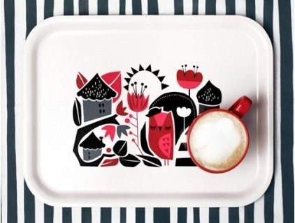 Modern Serving Dishes And Platters by Lark
