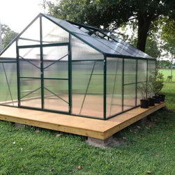 Harvest Hobby Greenhouse -