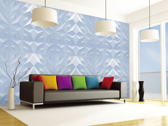 Modern Home Decor by 3D Wall Panels,Canada