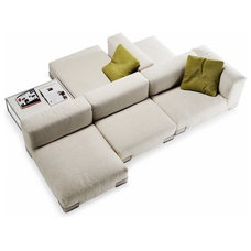 Modern Living Room Chairs by AllModern