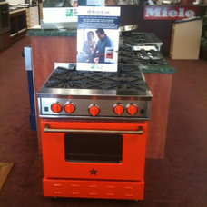 Eclectic Gas Ranges And Electric Ranges by Kieffer's Appliances