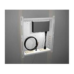 CHIEF MANUFACTURING - RETRO FIT PRE WIRE IN WALL BOX - This item does not ship to APO/FPO addresses.