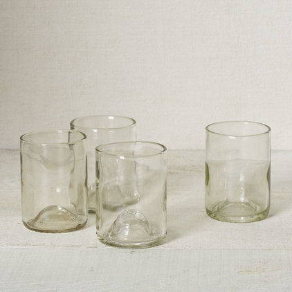 contemporary glassware by West Elm