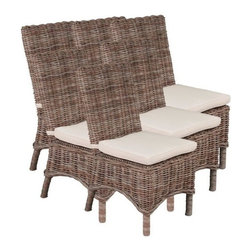 EuroLux Home - New Dining Chair Set 6 Key Largo FC-47 - Product Details