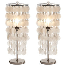 Contemporary Lamp Sets by Hayneedle