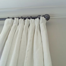Curtains by Nashville Drapery, Bedding & Blinds