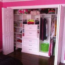 Traditional Closet by Impact Home Improvement