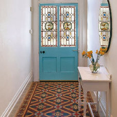 Eclectic  Handsome & Helpful Hallway Mirrors | Apartment Therapy DC