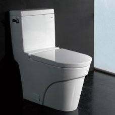 Modern Toilets by Exotic Home Expo