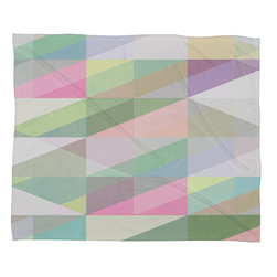 DENY Designs - Mareike Bohmer Nordic Combination 8 Xy Fleece Throw Blanket - This DENY fleece throw blanket may be the softest blanket ever! And we're not being overly dramatic here. In addition to being incredibly snuggly with it's plush fleece material, it's maching washable with no image fading. Plus, it comes in three different sizes: 80x60 (big enough for two), 60x50 (the fan favorite) and the 40x30. With all of these great features, we've found the perfect fleece blanket and an original gift! Full color front with white back. Custom printed in the USA for every order.