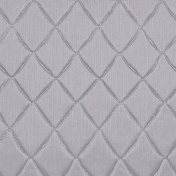 Bijou Coverings - Luxury Faux Leather Upholstery Fabric Sold By The Yard, Siran 07 - This luxury faux leather material is great for all indoor upholstery applications including residential and commercial. This pattern is uniquely made to combine luxury with durability. This fabric will add an exotic touch to upholstered items such as sofas, chairs, seat cushions (decorative pillows), ottomans and headboards. To clean please use mild soap and water. Do not use alcohol based cleaning agents. Minimum purchase is 1 yard.