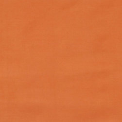 "Ballard Designs - Microfiber Mandarin Fabric by the Yard - Content: 100% polyester. Repeat: railroaded fabric. Care: Spot clean with upholstery shampoo. Width: 56"" wide. Solid mandarin woven in easy-care, suede-like polyester. . . . . Because fabrics are available in whole-yard increments only, please round your yardage up to the next whole number if your project calls for fractions of a yard. To order fabric for Ballard Customer's-Own-Material (COM) items, please refer to the order instructions provided for each product. Ballard offers free fabric swatches: $5.95 Shipping and Processing, ten swatch maximum. Sorry, cut fabric is non-returnable."