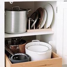 Kitchen Design: Kitchen Organizing Tips - Martha Stewart