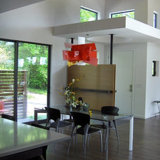 Modern Dining Room by Giulietti Schouten Architects