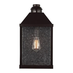 Murray Feiss - Murray Feiss OL18002ORB Lumiere' 1 Bulb Oil Rubbed Bronze Outdoor Lantern - Murray Feiss OL18002ORB Lumiere' 1 Bulb Oil Rubbed Bronze Outdoor Lantern