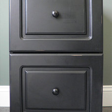 Traditional Filing Cabinets And Carts by Overstock.com