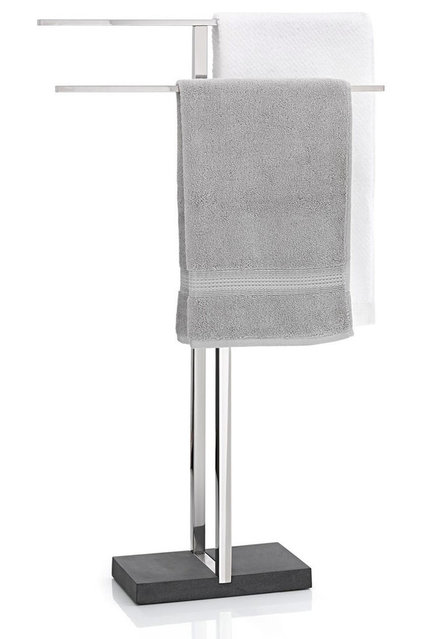 Contemporary Towel Bars And Hooks by PureModern
