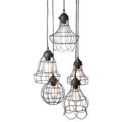traditional pendant lighting by oliveandbranch.com