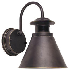 Traditional Outdoor Wall Lights And Sconces by Home Depot
