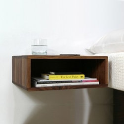 Urbancase - Urbancase | The Edge Side Table - Design by Darin Montgomery and Trey Jones.