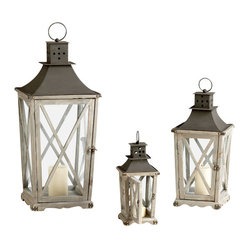 Cyan Design - Cyan Design Lighting - 04723 Cornwall Lanterns - Cyan Design 04723 Cornwall Lanterns