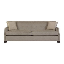 GoreDean - SanFran Sofa Collection - Dimensions: W 86-1/2 | D 38 | H 34 in