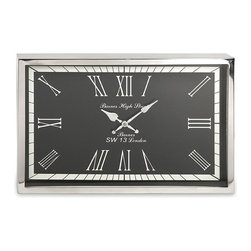 IMAX CORPORATION - Wadsworth Large Wall Clock - Wadsworth Large Wall Clock. Find home furnishings, decor, and accessories from Posh Urban Furnishings. Beautiful, stylish furniture and decor that will brighten your home instantly. Shop modern, traditional, vintage, and world designs.
