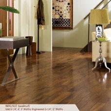 Eclectic Hardwood Flooring by Local Floor Store