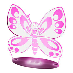 Aloka - Aloka Designs Kids Sleepy LED Night Light in 12 Colored Light Options, Butterfly - SleepyLight is the answer to children's night lights that every parent has been waiting for. These colorful night lights have been designed by a parent for parents, and with fun designs and features for children too!