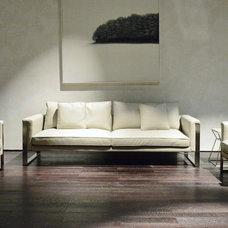 Contemporary Sofas Boston Sofa in Bone Beige PPM