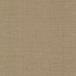 Breeze Brass Woven Texture Wallpaper Bolt - A delicate knit texture for walls this coordinating wallpaper has a brass satin finish.