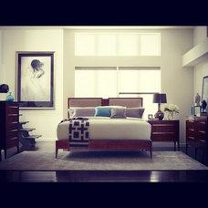Modern Beds by Matthew Izzo