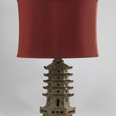 Asian Table Lamps by Lewis Lighting & Home