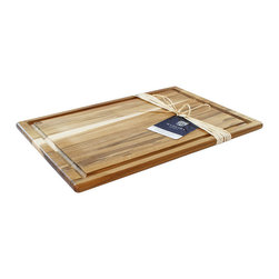 Madeira - Madeira Provo Collection XL Carving Board 20 x 14 x 0.75 - If you love throwing large dinner parties, this ample carving board is for you!