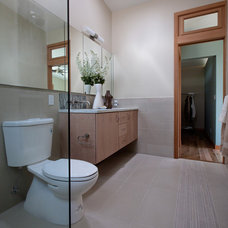 Contemporary Bathroom by H2D Architecture + Design