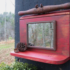 Eclectic Mirrors by Turtles Creek