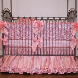Rose Dior Crib Bedding - Rose Dior Crib Bedding