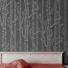 Contemporary Stencils by Etsy