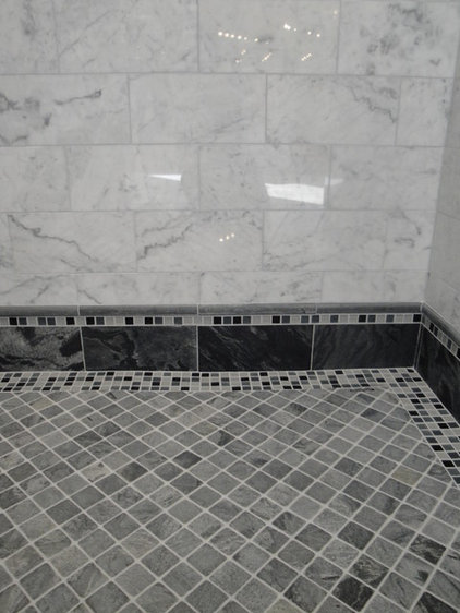 Tile by LIFESTYLE KITCHENS by The Kitchen Lady