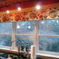 Eclectic Curtains by Erin Capron