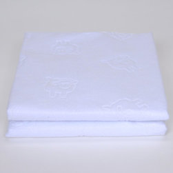 Royal Heritage Home - Royal Heritage Home 3 Ply Flat Waterproof Portable Pads - Crib - Set of 2 Multic - Shop for Crib Pads from Hayneedle.com! About Royal Heritage Royal Heritage was founded in 1974 and is a leading American marketer of fine sheets flannel sheets bath towels flannel blankets duvets and pillow shams. Their products can be found at major retailers and speciality stores.