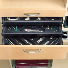 Traditional Closet Organizers by Mayor of Hardware