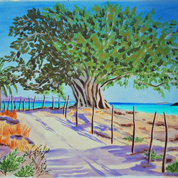 The Fig Tree - Annie Horkan