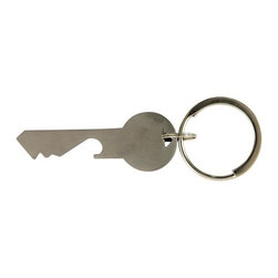 TRUE - Unique Stainless Steel Key Shaped Bottle Opener, 1 piece - This gorgeous Unique Stainless Steel Key Shaped Bottle Opener, 1 piece has the finest details and highest quality you will find anywhere! Unique Stainless Steel Key Shaped Bottle Opener, 1 piece is truly remarkable.
