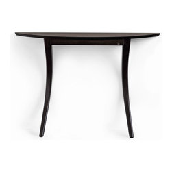 Calligaris - Modi' Modern Entryway Console - Must be fastened to a wall. Assembly required. 49.25 in. W x 13 in. D x 33.5 in. H