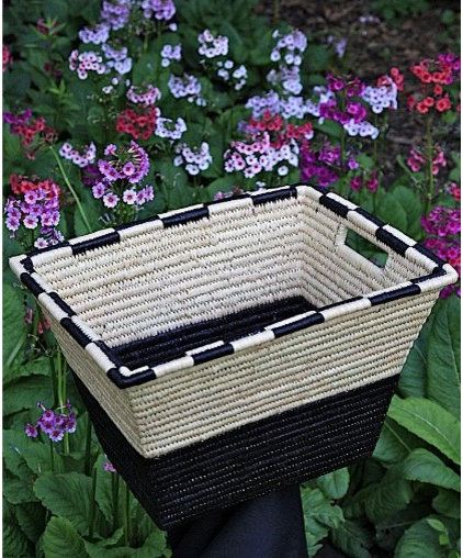 eclectic baskets by Macy's