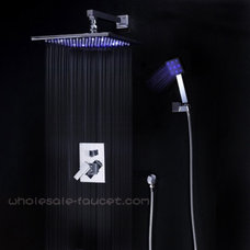 Modern Showerheads And Body Sprays by wholesale faucet